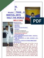 Martial Arts Jutekwon Ecuador PDF