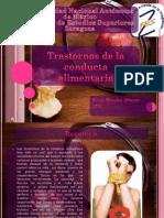 2752 TransTorNos de La Conducta AlimentAria