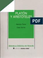 Ferrer, G.- Platon y Aristoteles Ed, Vicen-vives.pdf