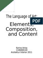 The Language of Art - Senrup