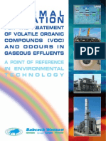 Thermal Oxidation General Brochure