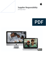 Apple Supplier Responsibility 2010