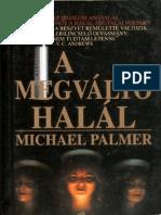 Palmer, Michael - A Megváltó Halál