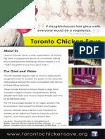 Toronto Chicken Save