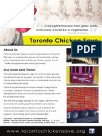 Toronto Chicken Save