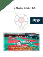 Afp-pase de Grado de Judo Normas y Contenidos 03-11-14