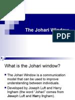 121019 IGM Tool 3b the Johari Window