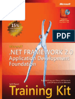 MCTS Self-Paced Training Kit (Exam 70-536) MS  Net Frwk 2 0 App Dev Foundation
