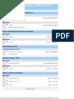 Documentacion de Carrier 19XR_XRT PIC_I (Frances)