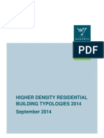 Darebin C147 Higher Density Residential Building Typologies September 2014 Incorporated Document Exhibition Copy