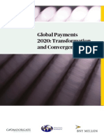 Global Payments 2020 Transformation and Convergence