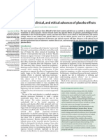 Biological, clinical and ethical advances of Placebo effects