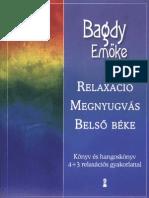 0000Bagdy Emőke - Relaxáció, Megnyugvás, Belső Béke