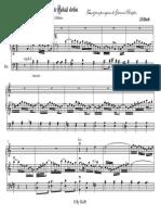 Bach Johann Sebastian Aria Aus Liebe Will Mein Heiland Sterben 30107