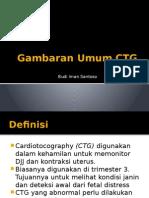 Belajar CTG
