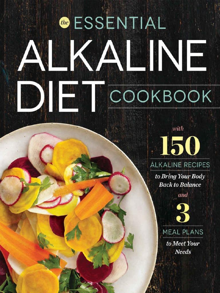 The essential alkaline diet cookbook alkaline diet lunch forumfinder Images