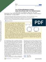 Light−Dark Adaptation of Channelrhodopsin Involves