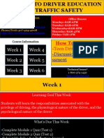 Drivers Ed-School Year