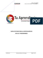 Guía de Estudio JSE 7 P