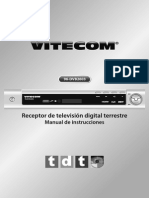 Manual Vitecom 96-DVB2603