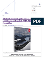 Adobe Photoshop Lightroom CC v6