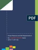 Humanresource Skill Requirement