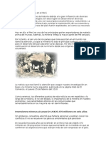 Historia de La Minería en El Perú