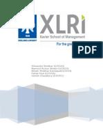 Keda's SAP Implementation - Group 11