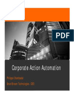 Corporate Action Automation