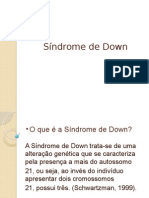 2Síndrome de Down