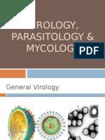 Virology, Parasitology and Mycology