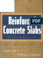 Reinforced Concrete Slabs by Robert Park- William L.gamble2ed