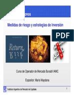 Mercado  1° Sem 2014