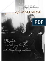 Zachmann, Gayle - Frameworks for Mallarmé. the Photo and the Graphic of an Interdisciplinary Aesthetic