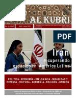 Revista Al Kubri No. 15, Abril Junio 2015