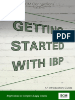 Getting Started With IBP eBook From SCM Connections1