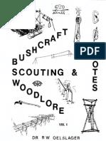 Bushcraft Notesb