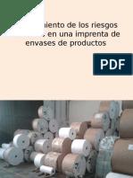 Relevamiento de Los Riesgos Laborales en Una Imprenta