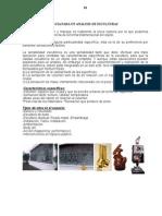 Guía Para Un ANÁLISIS de ESCULTURAS Con Imagenes Catedra Escultura (1)