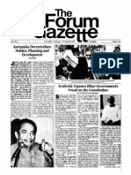 The Forum Gazette Vol. 2 No. 1 January 5-19, 1987