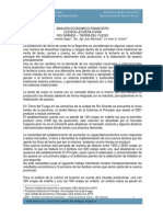 Análisis Económico Financiero de Cuenca Lechera Ovina en TDF