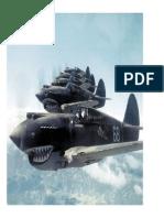 P-40B Warhawk AVG 2nd WW