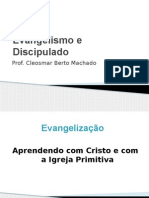Aprendendo Com Jesus e a Igreja Primitiva
