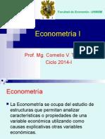 Econometría i (Exposición Clases) 4