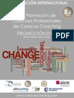 Presentación Sexta Promoción Coach