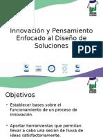 Formacion Innovacion - Pensamiento Hacia El Diseño