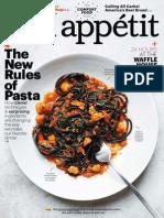 Bon Appetit - March 2015 USA