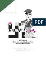 Dutch Courage Score