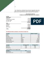 Presupuesto Maestro DEBER