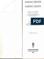 Geometria Analitica - Borbolla